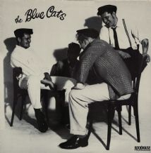 The Blue Cats- Self Titled (Netherlands import) - Neo-Rockabilly 1980 EX+/EX+